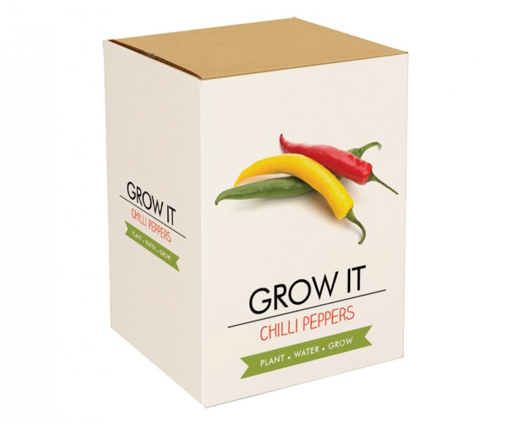 Grow it - Chilli papričky
