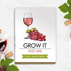 Grow it - víno Rosé